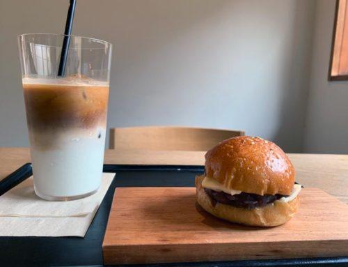 knotcafe(ノットカフェ)は北野天満宮からすぐ、ブルックリンテイスト+京都の天神さん界隈のお店コラボのスイーツ